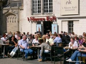 Nieuwe Kafe in Amsterdam