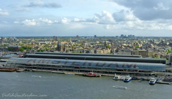 A'DAM Lookout - Amsterdam 360° Panorama Observation Deck