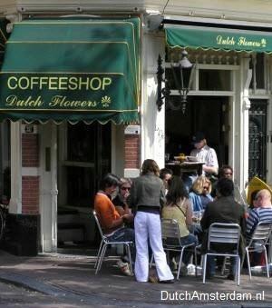 Amsterdam coffeeshop Dutch Flowers