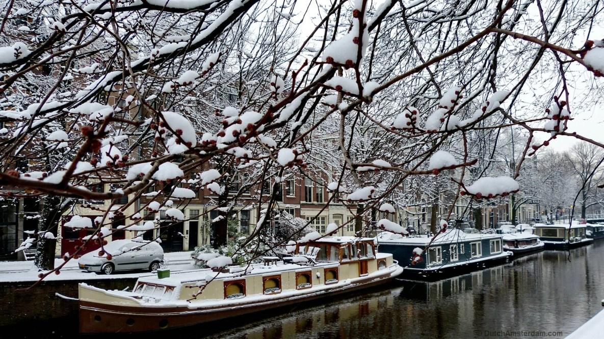 Houseboats in Amsterdam, Brouwersgracht