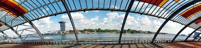 river IJ, Amsterdam