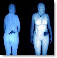 Full Body Scan Airport Security