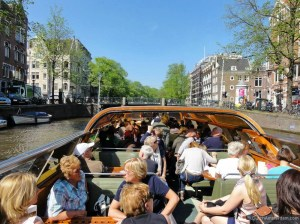 The best way to see Amsterdam: from the water