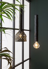 Tan pendant lamp - Dutchbone
