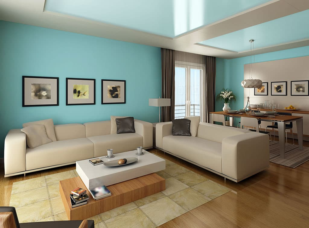 Soothing Turquoise