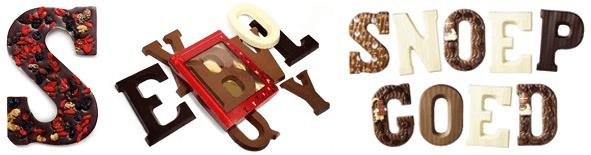 Chocoladeletter2