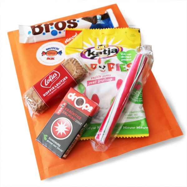Dutch candy Box example