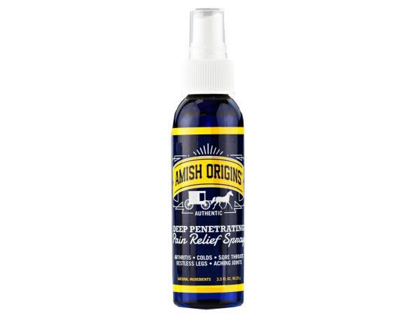 Amish Origins® Deep Penetrating Pain Relief Spray 3.5oz