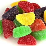 Assorted Fruit Slices 1lb