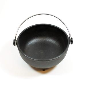CAST IRON OL' IRON KETTLE