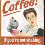 EPHEMERA COFFEE SHAKING