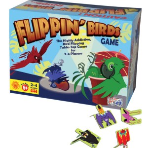 Flippin' Birds Box Game