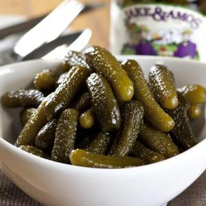 J&A Sweet Midget Pickles