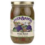 J&A Sweet Pickle Relish