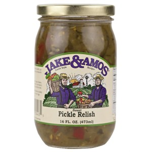 J&A Sweet Pickle Relish