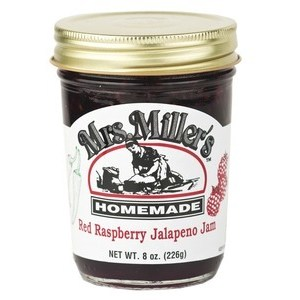Jalapeno Red Raspberry Jam