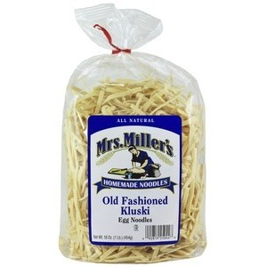 Old Fashioned Kluski Noodles