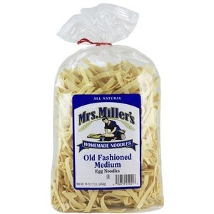 Old Fashioned Medium Noodles
