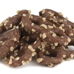 Toffee & Chocolate Coated Mini Pretzels 1lb