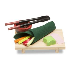 Wrap & Slice Sushi Counter