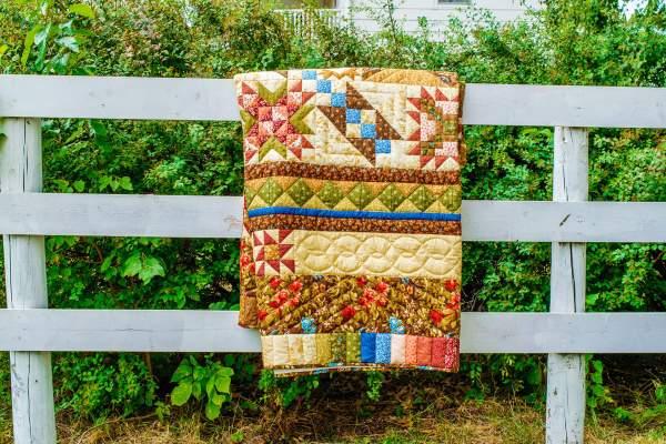 Amish and Mennonite Made Quilts – Storyteller's Sampler