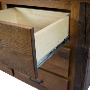 Six-Drawer Dresser