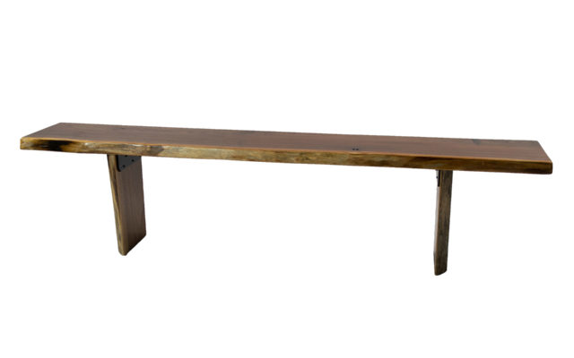 Walnut Bench
