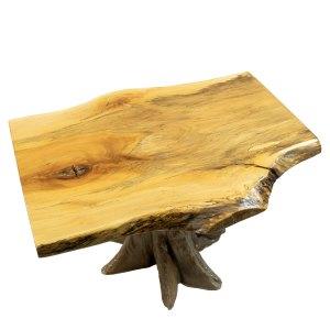 Coffee Table (Single Stump Sycamore)