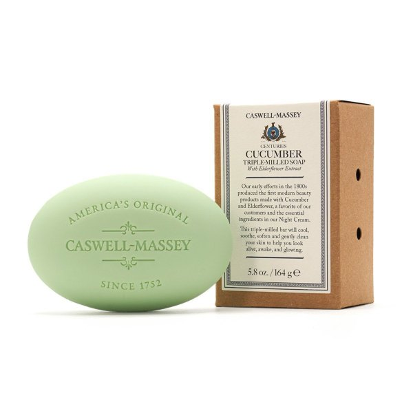 Centuries Cumcumber Bar Soap