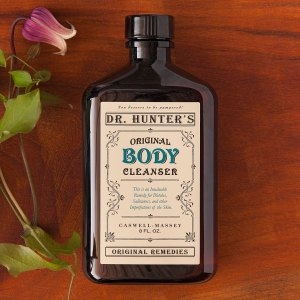 Dr. Hunter Body Cleanser