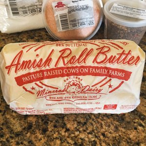 Amish Roll Butter