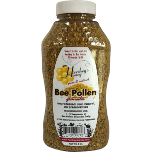 Pure Bee Pollen Granules 8oz