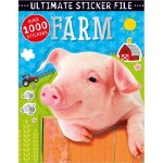 Ultimate Sticker File – Farm by House of Marbles