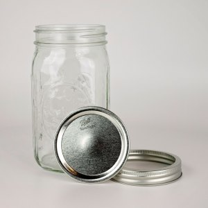 Ball Canning Jars 1 dozen Wide Mouth Quart