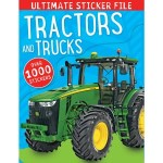 Ultimate Sticker File - Tractors & Trucks by House of Marbles