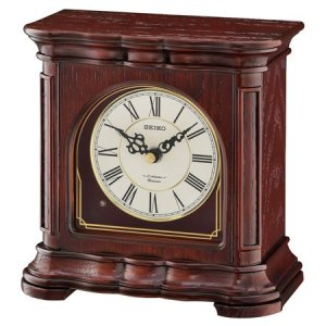 Seiko Traditional Musical Desk & Table  Mantel Clock