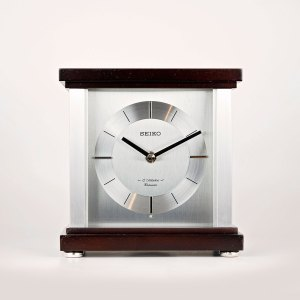 Seiko Small Contemporary Rothesay Mantel Clock
