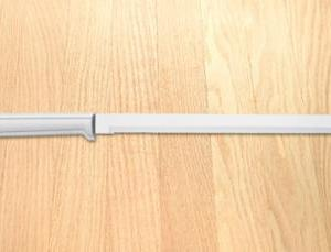 "10"" Bread Knife Silver"