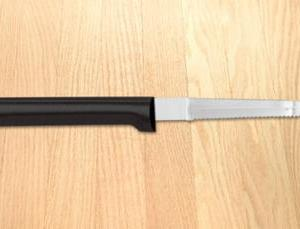 Grapefruit Knife Black