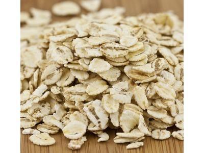 Barley Flakes (Hulled)