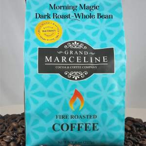 Grand Marceline Morning Magic Dark Roast Whole Bean Coffee