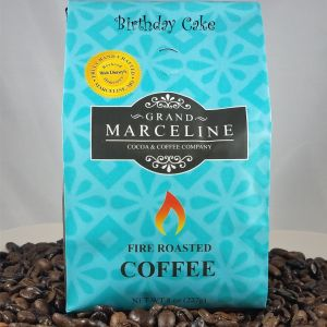Grand Marceline Birthday Cake Ground Coffee