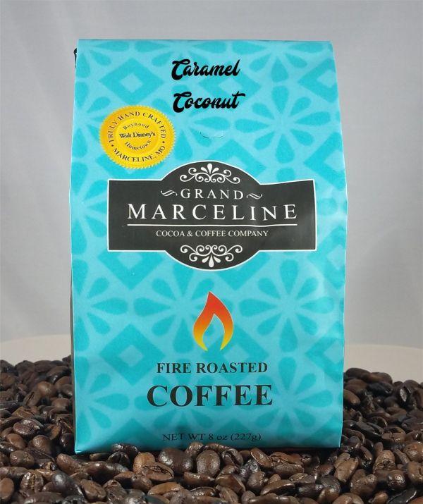 Grand Marceline Caramel Coconut Ground Coffee