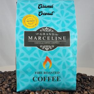 Grand Marceline Caramel Coconut Ground Coffee