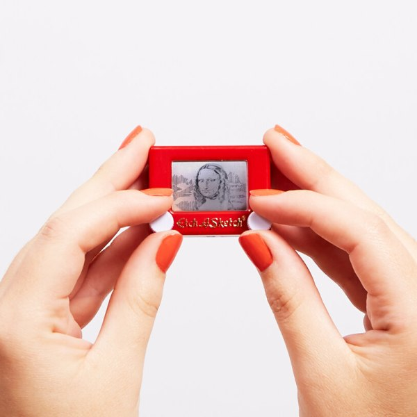 World's Smallest Etch A Sketch by Super Impulse