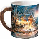 Toasted Marshmallows Sculpted Coffee Mug