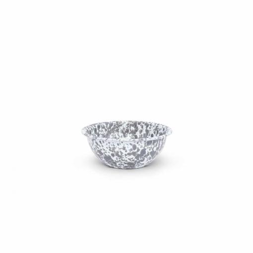 Splatter-Enamelware-20oz-Cereal-Bowl-grey
