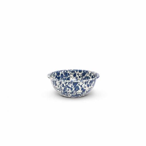 Splatter-Enamelware-20oz-Cereal-Bowl-navy