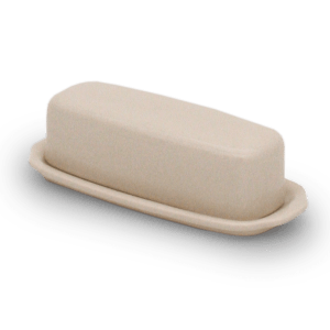 Ohio Stoneward Butter Dish