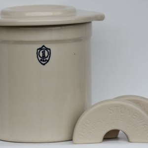 Ohio Stoneware Preserving Crock Starter Kit